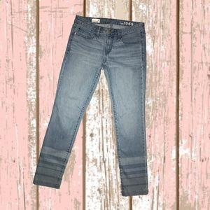Womens, size 26, GAP jeans